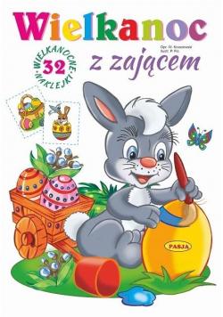 Wielkanoc z zającem