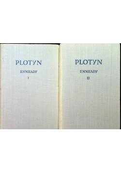 Plotyn  Enneady Tom I i II