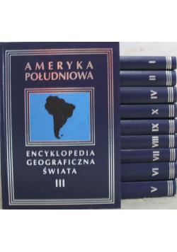 Encyklopedia geograficzna świata 10 Tomów