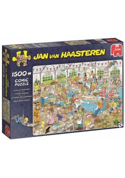 Puzzle 1500 Haasteren Starcie piekarzy G3