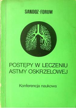 Postępy w leczeniu astmy oskrzelowej