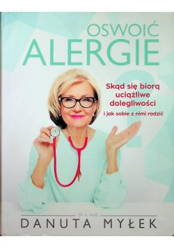 Oswoić alergie