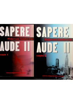 Sapere Aude II część 1 i 2