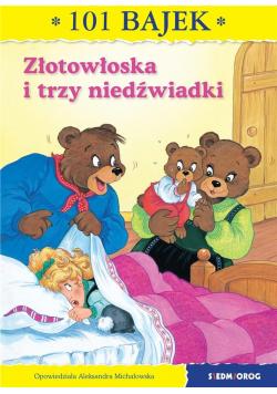 101 bajek. Złotowłosa i trzy niedźwiadki