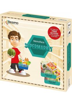 MemoRace Supermarket REGIPIO