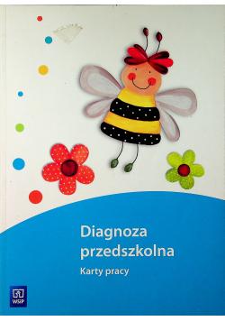 Diagnoza przedszkolna Karty pracy