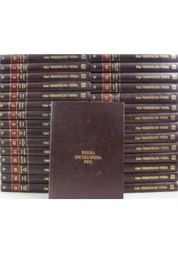 Wielka Encyklopedia PWN 30 tomów