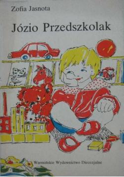Józio przedszkolak