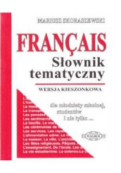Francais Słownik tematyczny Wersja kieszonkowa