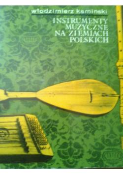 Instrumenty muzyczne na ziemiach polskich