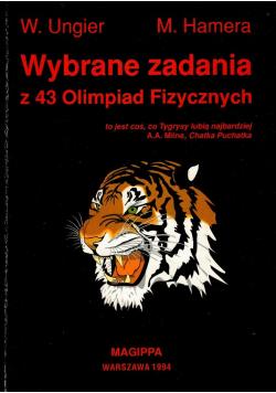 Wybrane zadania z 43 Olimpiad Fizycznych