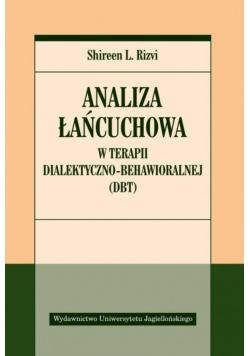 Analiza łańcuchowa w terapii dialektyczno..