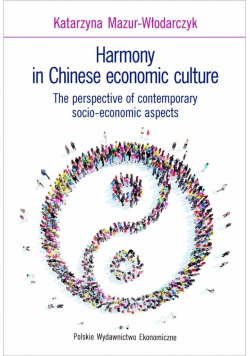 Harmony in Chinese economic culture