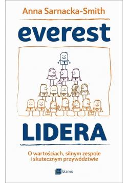 Everest Lidera O wartościach silnym zespole