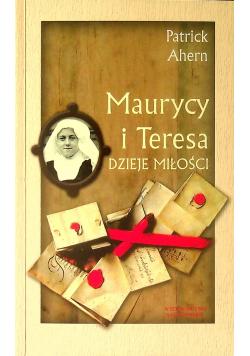 Maurycy i Teresa dzieje miłości