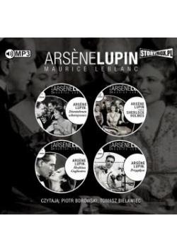 Pakiet: Arsene Lupin 4 CD