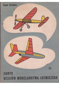 Zarys dziejów modelarstwa lotniczego