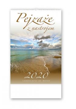 Kalendarz 2020 RW14 Pejzaże z nastrojem
