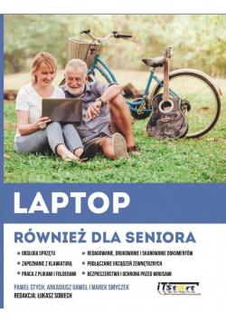 Laptop również dla seniora
