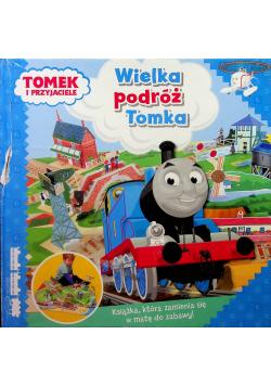 Tomek i przyjaciele Wielka podróż Tomka