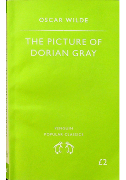 The Picture of Dorian Grey pocket version