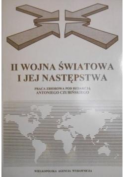 II wojna światowa i jej następstwa