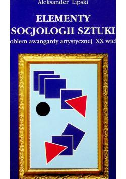 Elementy socjologii sztuki