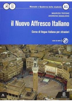 Nuovo Affresco Italiano A1 podręcznik + MP3