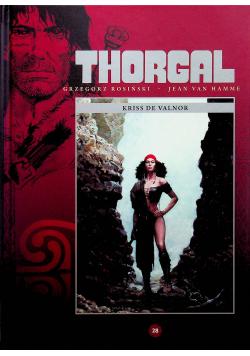 Thorgal Kriss de Valnor