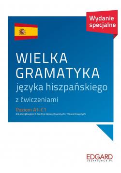 Wielka gramatyka języka hiszpańskiego w. specjalne