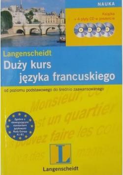 Duży kurs języka francuskiego  Langenscheidt