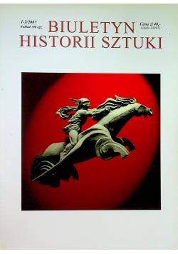 Biuletyn Historii Sztuki nr 1 2