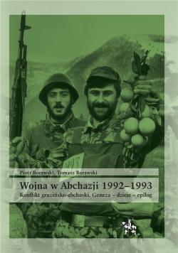 Wojna w Abchazji 1992 - 1993