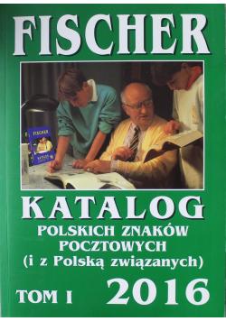 Katalog polskich znaków pocztowych tom 1