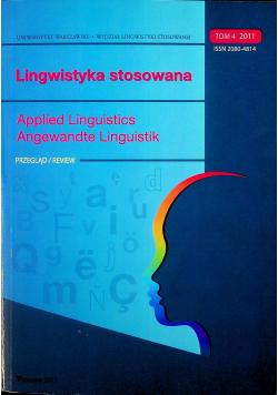 Lingwistyka stosowana Tom 4