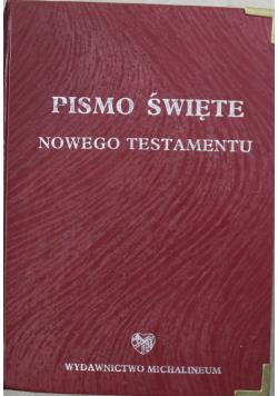 Pismo Święte Noweg Testamentu