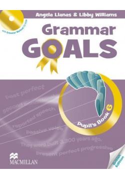 Grammar Goals 6 Książka ucznia + CD-Rom MACMILLAN