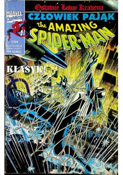 The amazing Spiderman nr 1