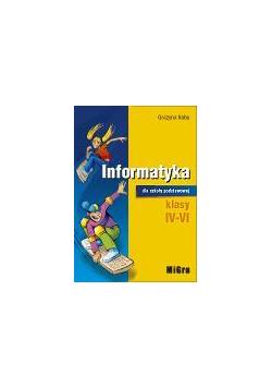 Informatyka 4-6 podr Koba MIGRA +CD GR. (stare)