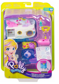 Polly Pocket. Sweet Sails Cruise Ship