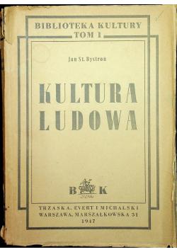 Kultura ludowa 1947 r