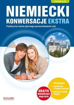Niemiecki Konwersacje + 2 płyty CD