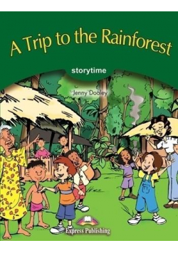 A Trip to the Rainforest. Stage 3 + kod
