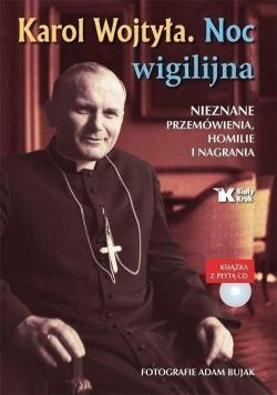 Karol Wojtyła Noc Wigilijna + CD