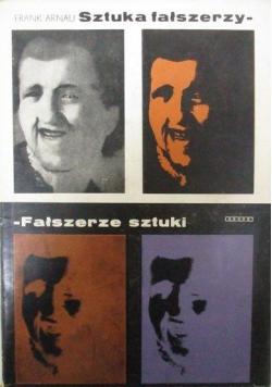Sztuka fałszerzy fałszerze sztuki