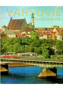Varsovie portrait de la ville