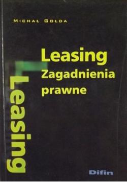 Leasing Zagadnienia prawne
