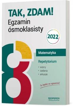 Egzamin ósmoklasisty 2022 Matematyka Repetytorium