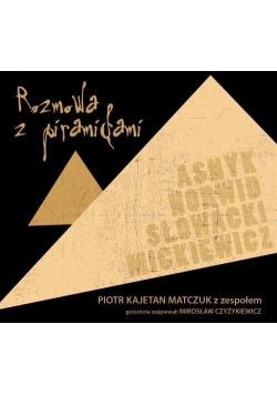 Asnyk, Norwid, Słowacki, Mickiewicz CD