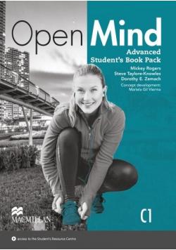 Open Mind Advanced C1 SB + online MACMILLAN